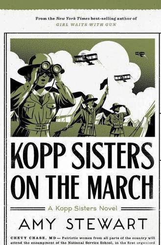 Kopp Sisters on theMarch,5