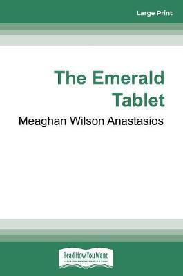The Emerald Tablet: A Benedict HitchensNovel2