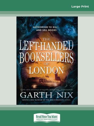 The Left-Handed BooksellersofLondon