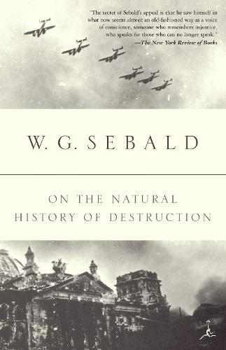 On the Natural HistoryofDestruction