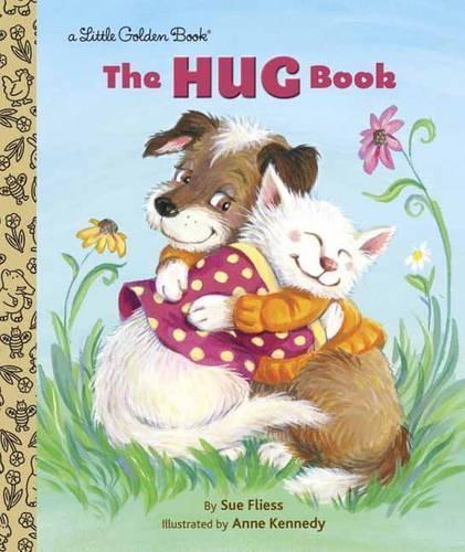 The Hug Book (LittleGoldenBook)