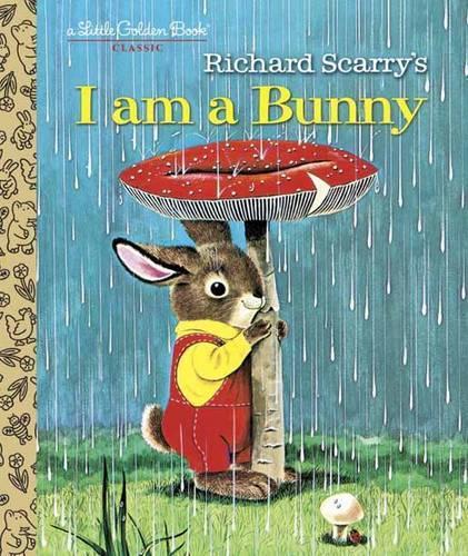 I Am a Bunny (LittleGoldenBook)
