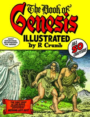 The Book of Genesis: Illustrated by R.Crumb