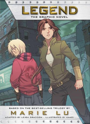 Legend: the Graphic Novel