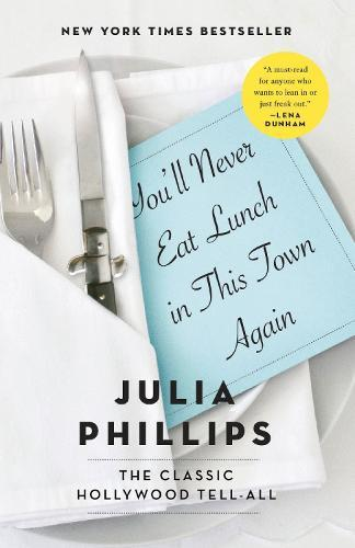 You'll Never Eat Lunch in ThisTownAgain