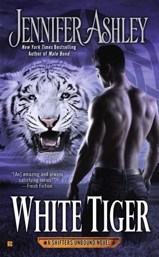 White Tiger: A ShiftersUnboundNovel