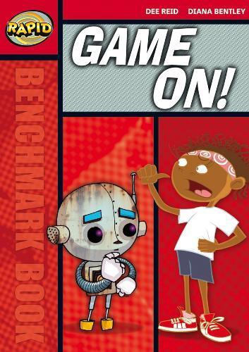 Rapid Reading: Game On! (Starter Level 1B)