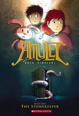 Amulet: The Stonekeeper (Book 1)