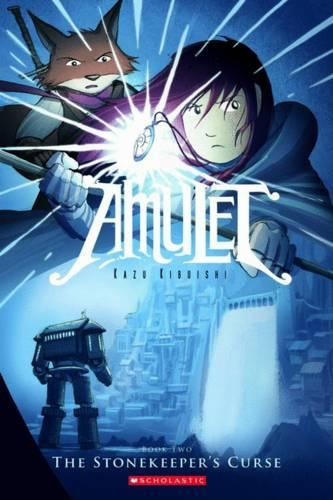 Amulet: The Stonekeeper's Curse (Book 2)