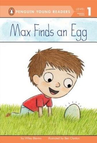 Max FindsanEgg