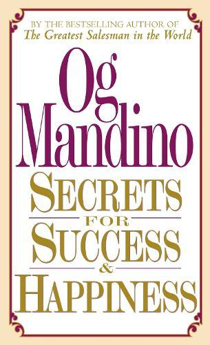 Secrets for Success&Happiness