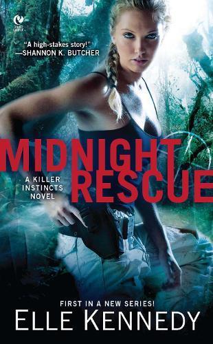 Midnight Rescue: Killer InstinctsBook1