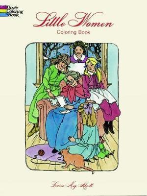 Little WomenColoringBook