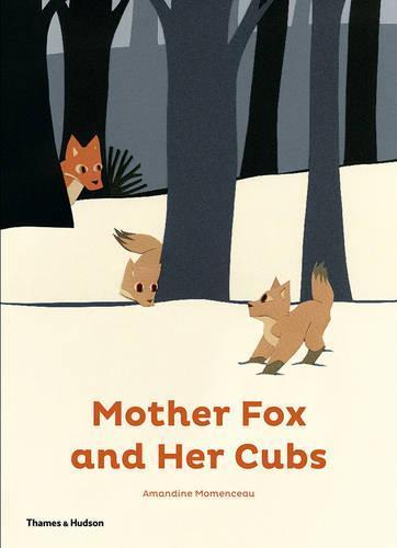 Mother Fox andHerCubs