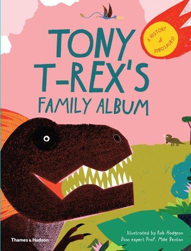 Tony T-Rex'sFamilyAlbum