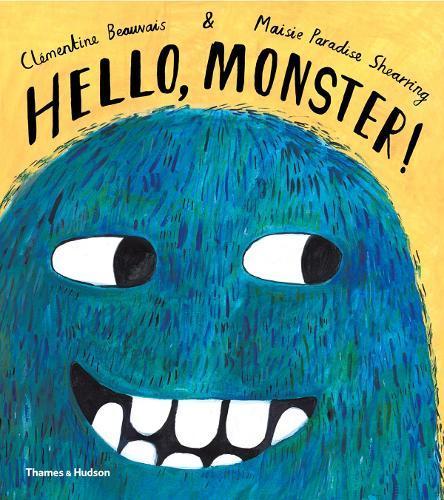 Hello,Monster!