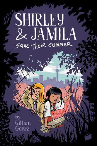 Shirley and Jamila SaveTheirSummer