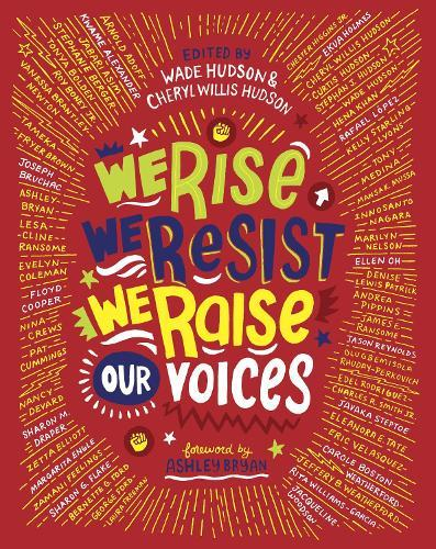 We Rise, We Resist, We RaiseOurVoices!