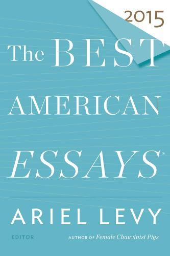 The Best AmericanEssays2015