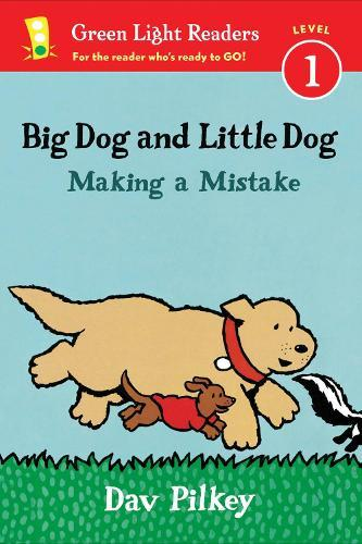 Big Dog and Little Dog Making a Mistake (GLRLevel1)