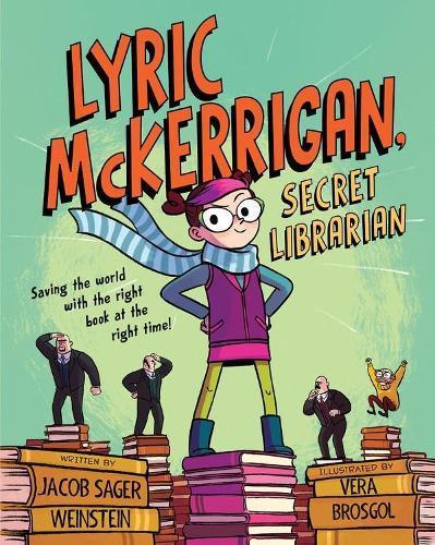 Lyric McKerrigan,SecretLibrarian