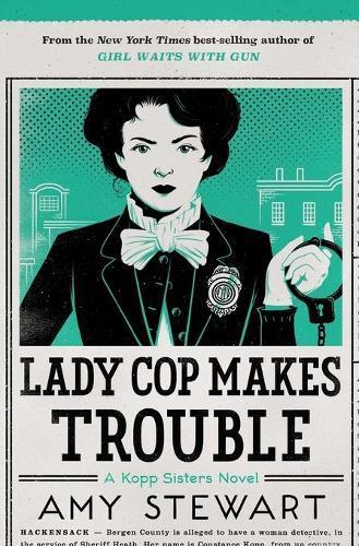 Lady Cop MakesTrouble,2