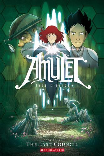 Amulet: The Last Council(Book4)