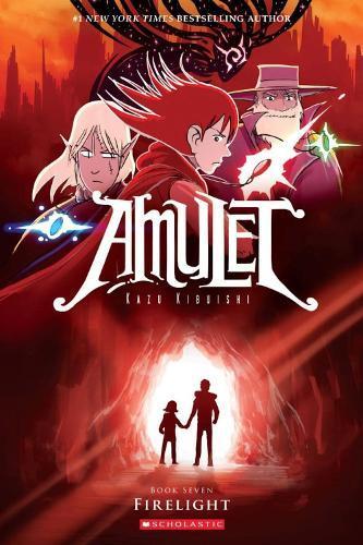 Amulet: Firelight (Book 7)