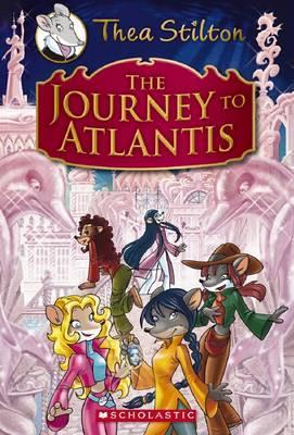 Thea Stilton Se #1: the JourneytoAtlantis(Hc)