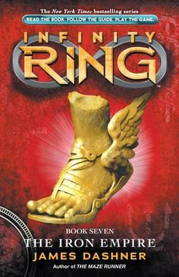 Infinity Ring Book 7: The Iron Empire - Audio Library Edition, Volume 7
