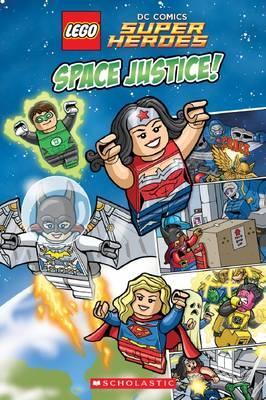 Lego DC Super Heroes: Space Justice!NoLevel