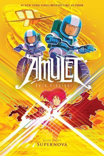 Amulet: Supernova(Book8)