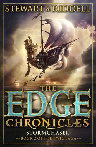 The Edge Chronicles 5: Stormchaser: Second BookofTwig