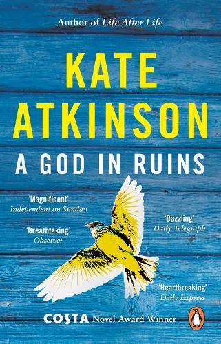 A God in Ruins: Costa Novel AwardWinner2015