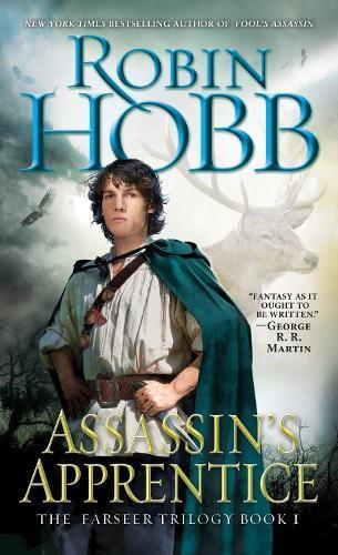 Assassin's Apprentice: The Farseer TrilogyBook1