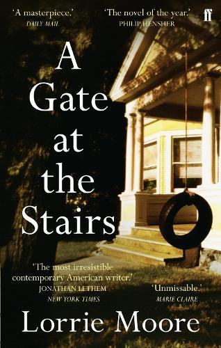 A Gate attheStairs