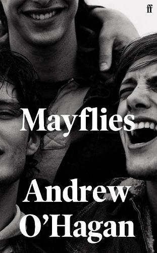 Mayflies: 'A stunning novel.'GrahamNorton