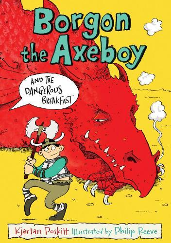 Borgon the Axeboy and theDangerousBreakfast