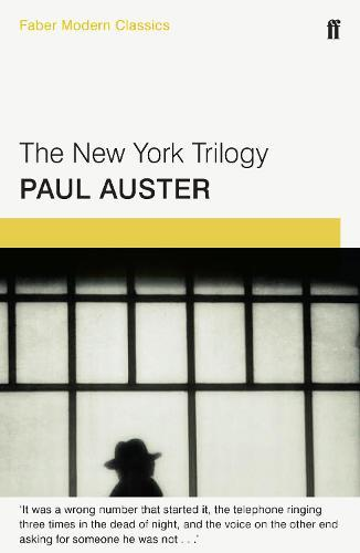 The New York Trilogy: FaberModernClassics