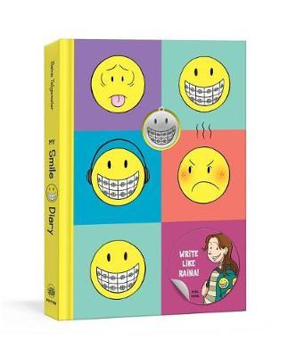 My Smile Diary: An Illustrated JournalwithPrompts