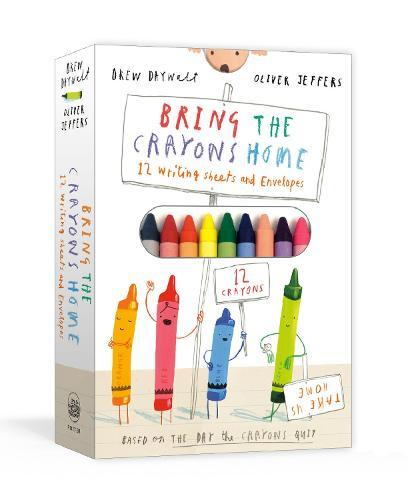 Bring the Crayons Home: LetterWritingKit