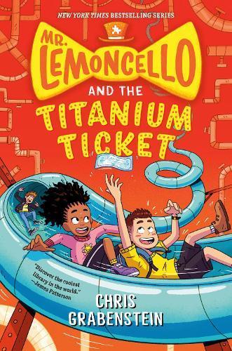 Mr. Lemoncello and theTitaniumTicket