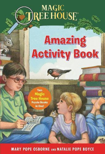 Magic Tree House Amazing Activity Book: Two Magic Tree House Puzzle BooksinOne!