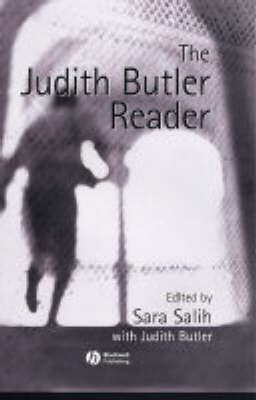 The JudithButlerReader