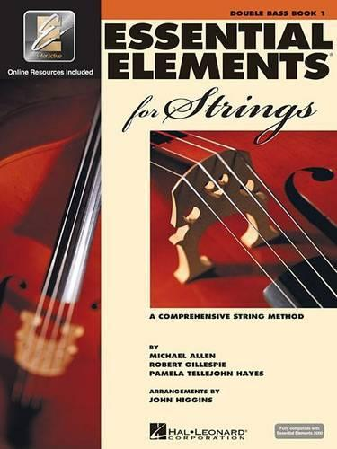 Essential Elements for Strings - Book 1withEei