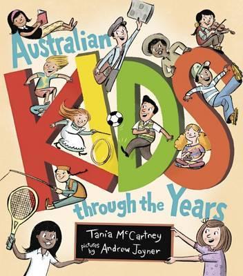 Australian Kids throughtheYears