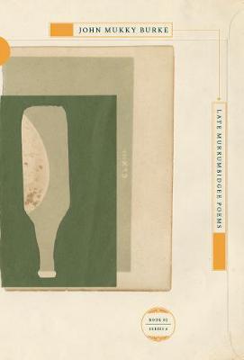 Late Murrumbidgee Poems