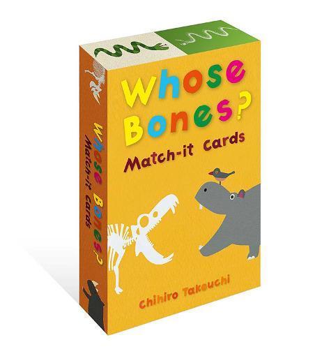 Whose Bones?Match-itCards