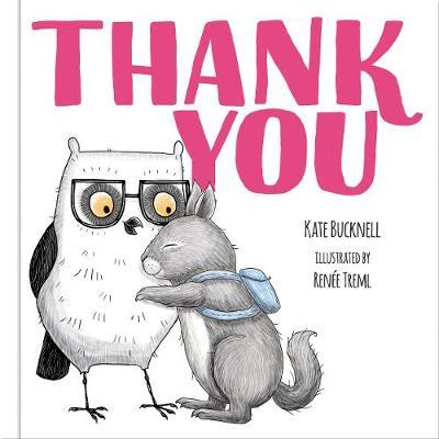 Thank You - Picture Book