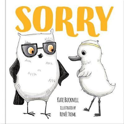 Sorry - Picture Book